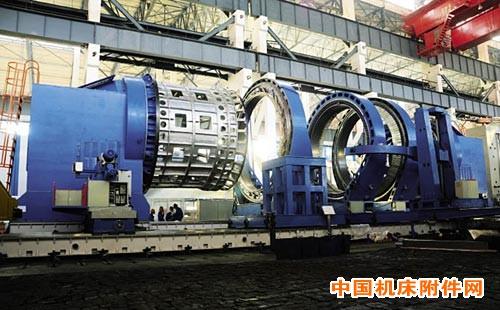中国制造业的超级装备令西方眼红