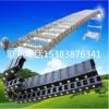 机床拖链钢制铝雕刻电缆增强高速静音拖链耐磨塑料尼龙桥式坦克链